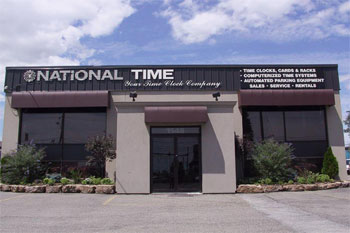 National Time - Office Location