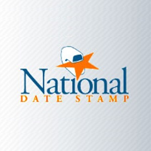 National Date Stamps